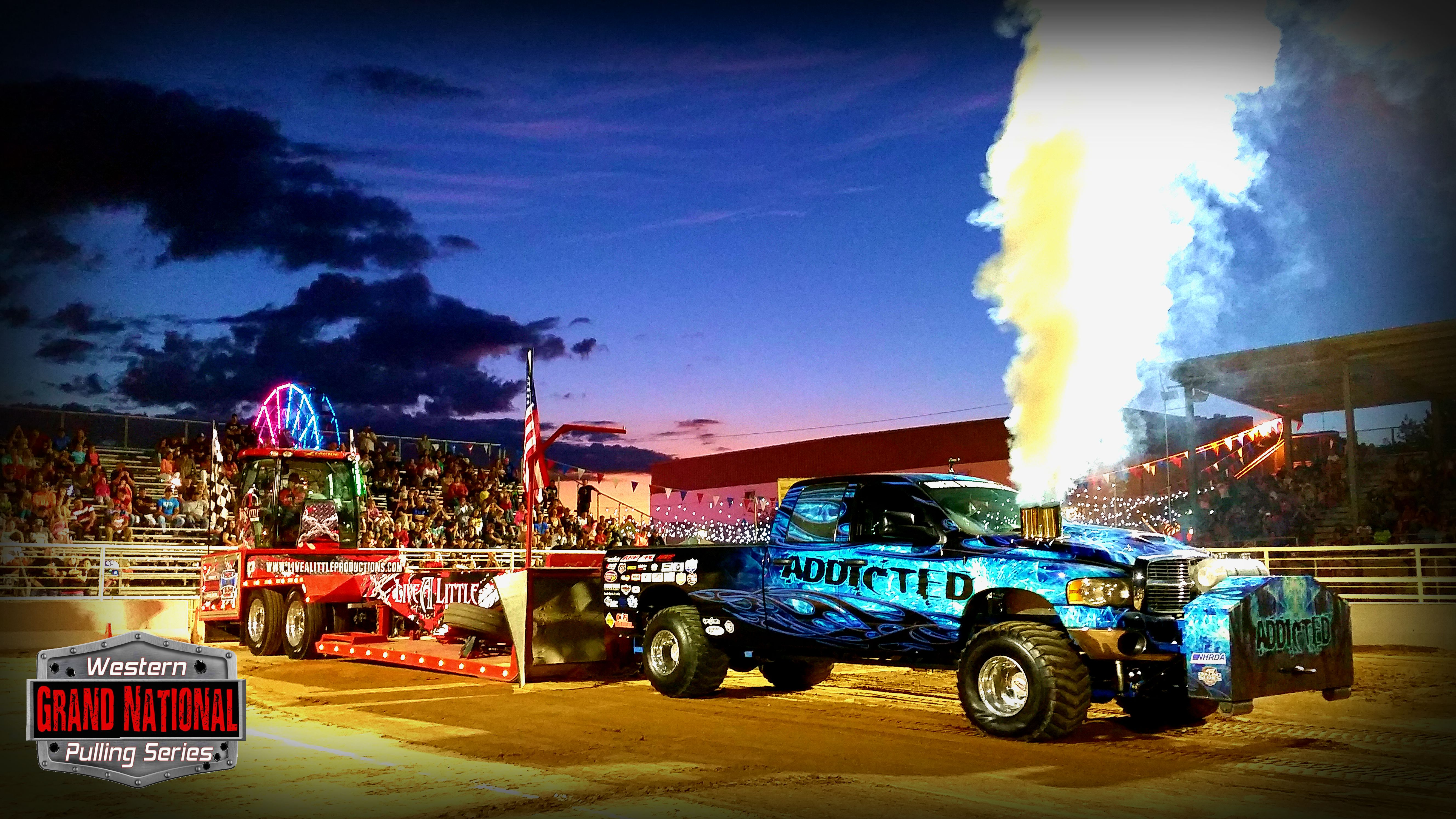 Western Tractor Pull Nationals