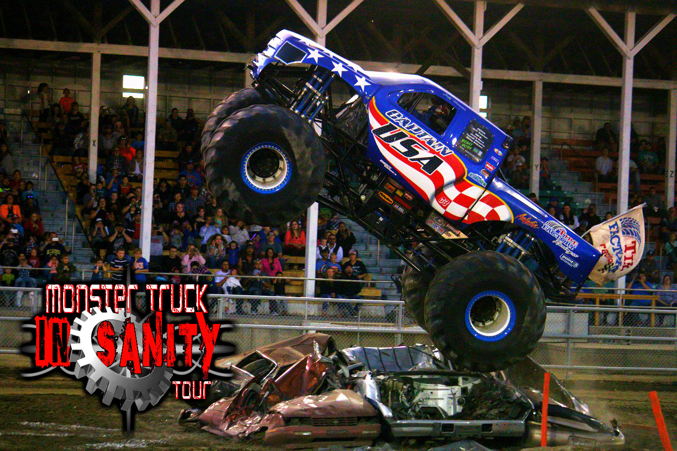 Monster Truck Insanity