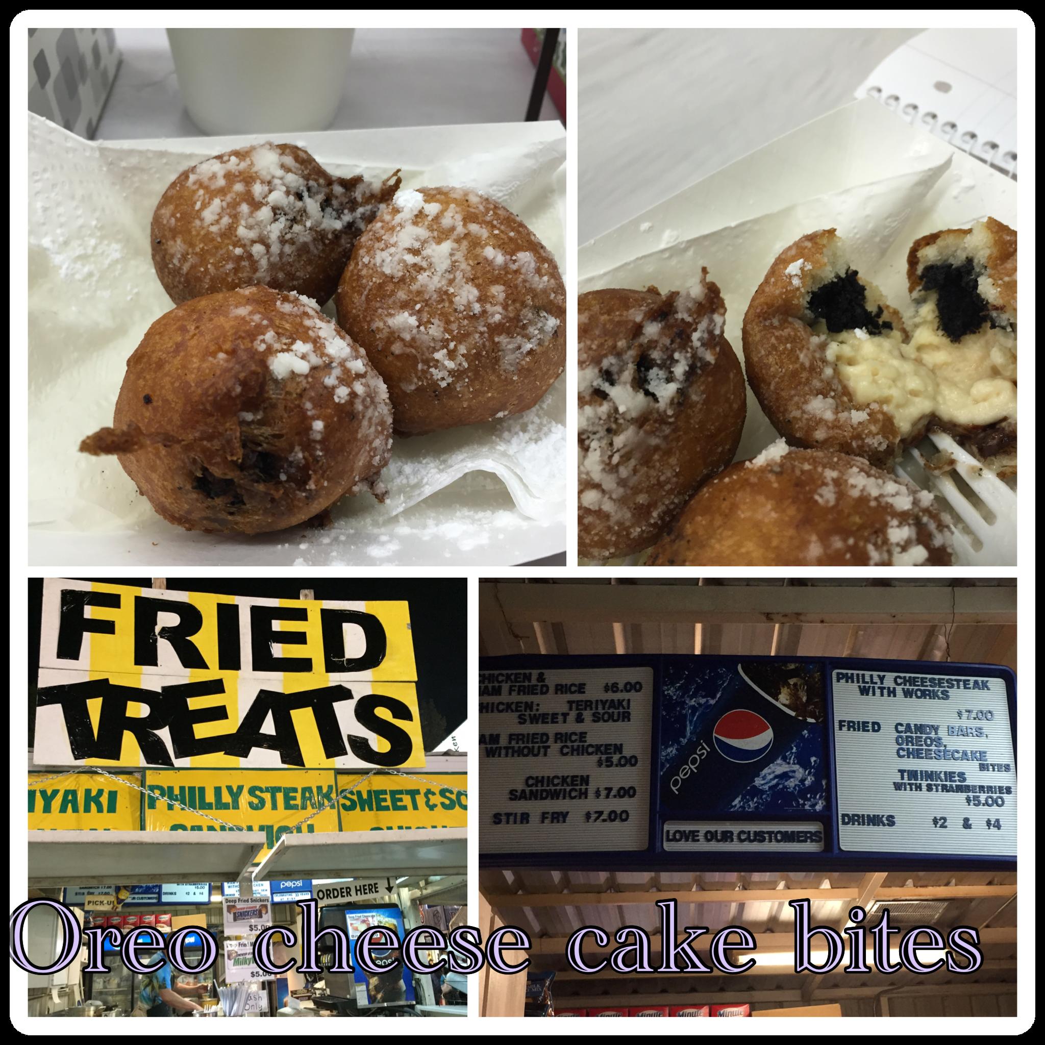 Fried Treats