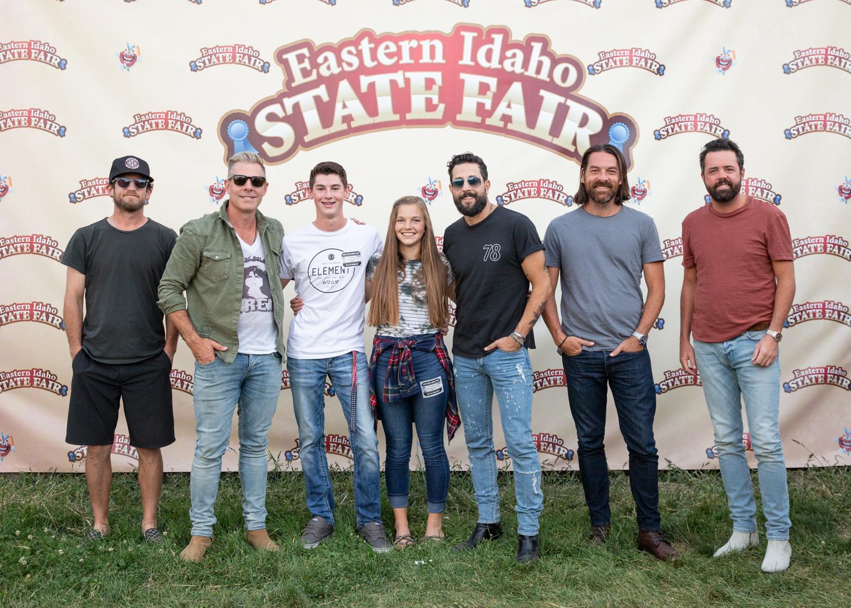 2018 Old Dominion - Meet & Greet Photos | Eastern Idaho State Fair