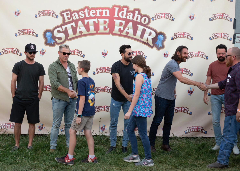 2018 Old Dominion - Meet & Greet Photos | Eastern Idaho
