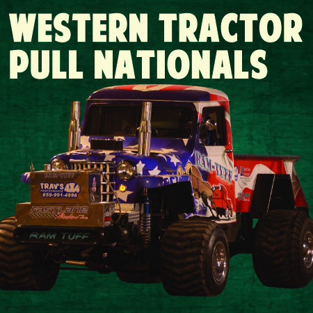 Western Tractor Pull Nationals | Eastern Idaho State Fair